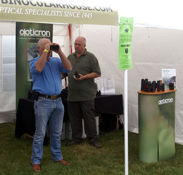 Chris from Opticron