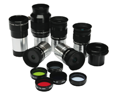 Revelation Eyepiece & Filter accessory kit with case