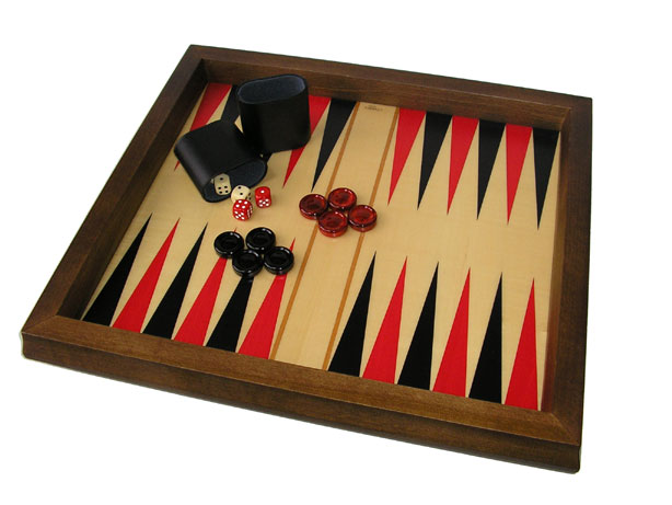 Chiellini Backgammon Set (BG1)