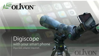 Olivon Smart Phone Tripod Adapter