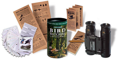Flights of Fancy About Birdwatching Kit