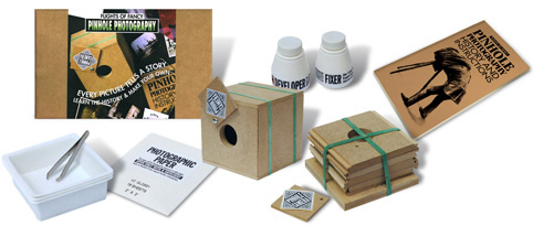 Flights of Fancy Pinhole Camera Kit