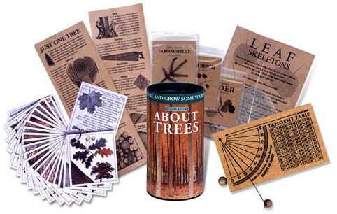 Flights of Fancy About Trees kit