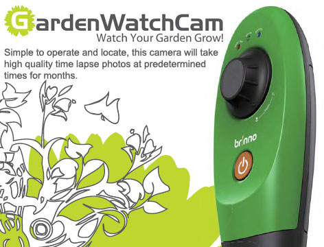 The GardenWatchCam