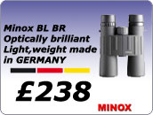 Minox German made BL BR Binoculars
