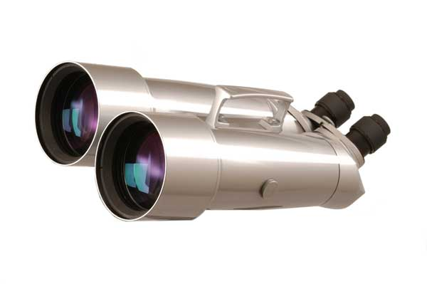 QUANTUM-5 20/40x100 OBSERVATION BINOCULAR (45  Angled Viewing) 