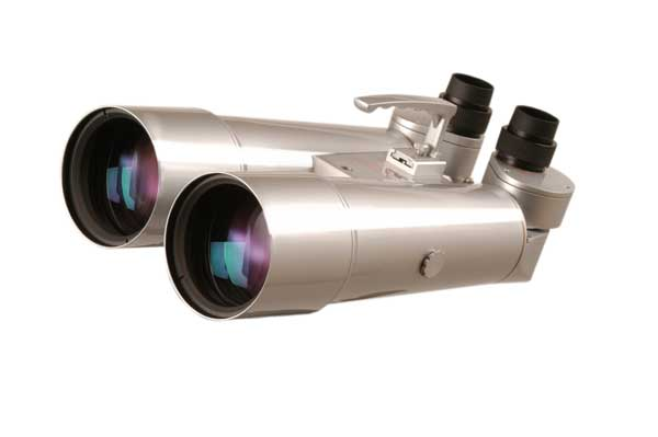 QUANTUM-6 20/26/32x88 OBSERVATION BINOCULAR (90 Angled Viewing) 