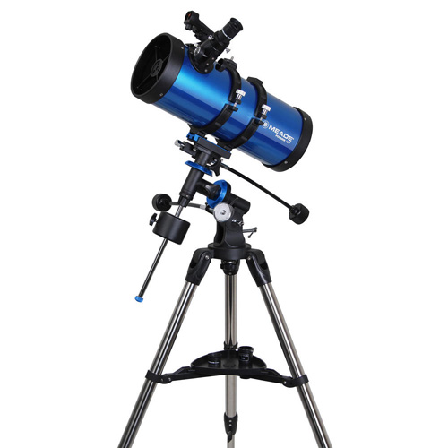 Meade Polaris 127 EQ3 German Equatorial Reflector