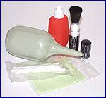 Major telescope cleaning kit