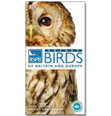 The RSPB's Pocket Birds of Britain and Europe