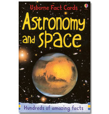 Astronomy And Space Fact Cards