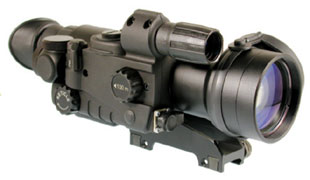 Yukon Seninel Tactical 2.5x50