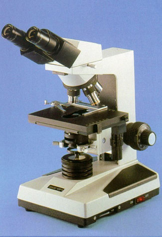Microlab 2000B Binocular Head Microscope