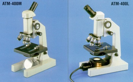 Zenith 'ATM-400' Series Educational Microscopes