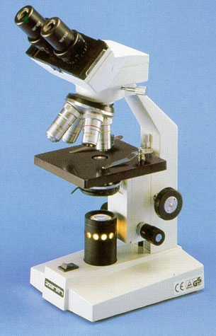 Zenith  BM-100FL Binocular College Microscope