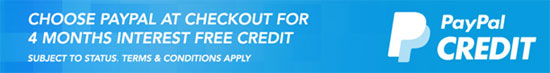 4 months interest free credit