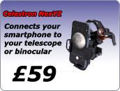 Celestron NexZy Smart phone adapter