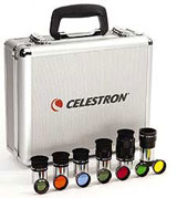 Celestron EyeOpener Eyepiece/Filter accessory kit