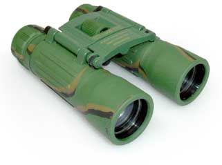 Visionary Camo Binoculars