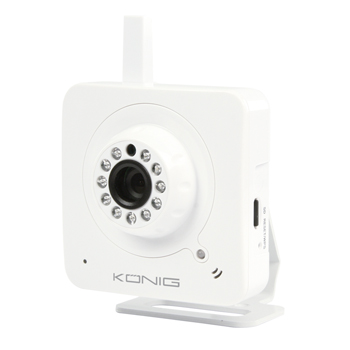 Enhanced indoor IP camera