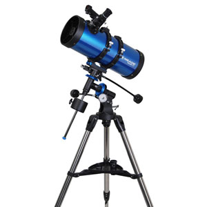 Meade Polaris Reflecting Telescopes