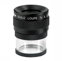 Opticron Scale loupe