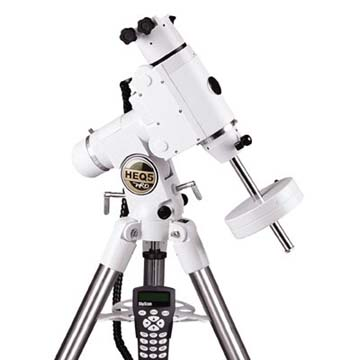 HEQ5 Pro SkyScan SUPER HEAVY-DUTY EQUATORIAL MOUNT