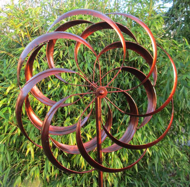 Grantchester Wind Spinner Sculpture